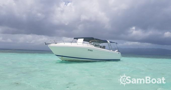 Location bateau Pointe-à-Pitre pas cher FORBOAT 37