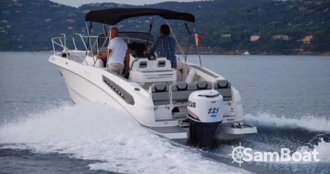 Location bateau Karnic SL 702 à Port-Camargue sur Samboat