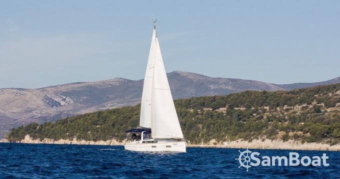 Location yacht à Split - Bénéteau Oceanis 38 sur SamBoat
