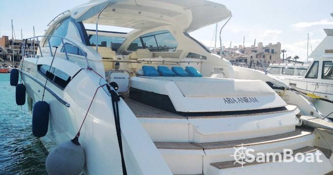 Location bateau Cogolin pas cher Atlantis 58