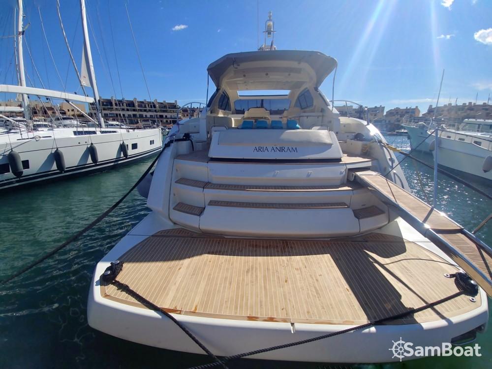 Rental Yacht in Cogolin - Azimut Atlantis 58