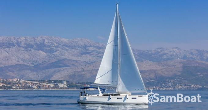 Location bateau Bénéteau Oceanis 38.1 à Split sur Samboat