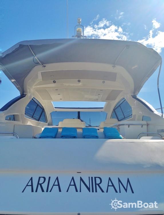 Rental yacht Cogolin - Azimut Atlantis 58 on SamBoat