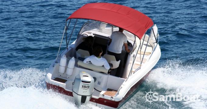 Location bateau Trogir pas cher Atlantic 650 wa