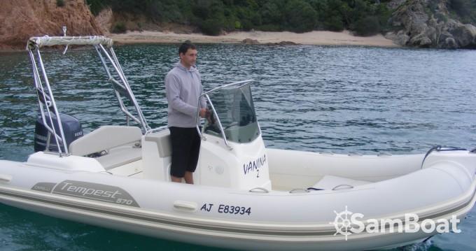 Location bateau Capelli Capelli 570 Luxe à Propriano sur Samboat