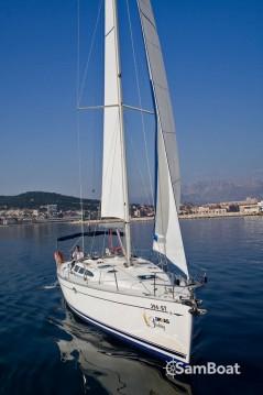 Jeanneau Sun Odyssey 43 entre particuliers et professionnel à Split