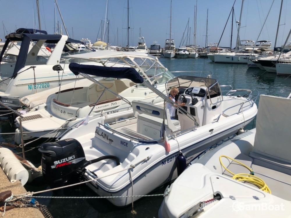 Boat rental Mandelieu-la-Napoule cheap Shadow 20