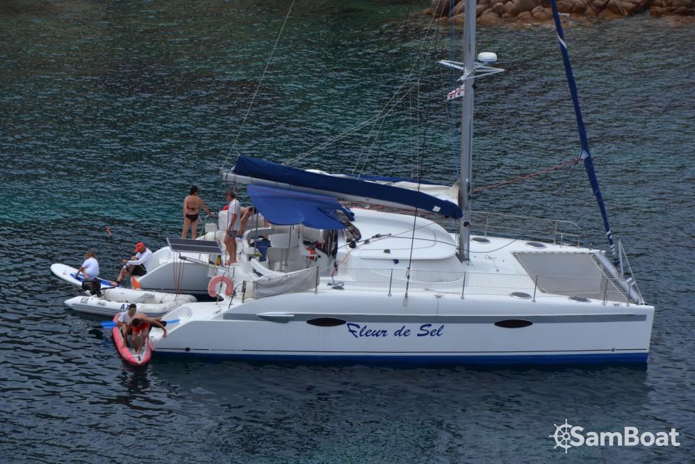 Location bateau Porto-Vecchio pas cher Lavezzi 40