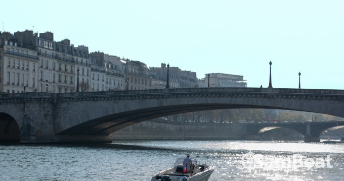 Boat rental Pacific Craft Pacific Craft 670 Open in Paris on Samboat