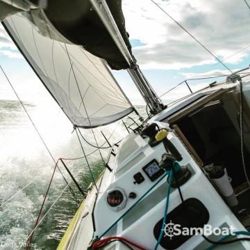 Rental Sailboat in Le Grau-du-Roi - Fora Marine RM 890