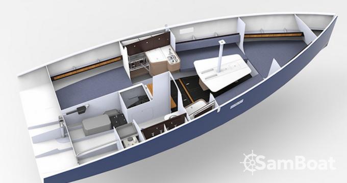 Rental yacht Le Grau-du-Roi - Fora Marine RM 890 on SamBoat