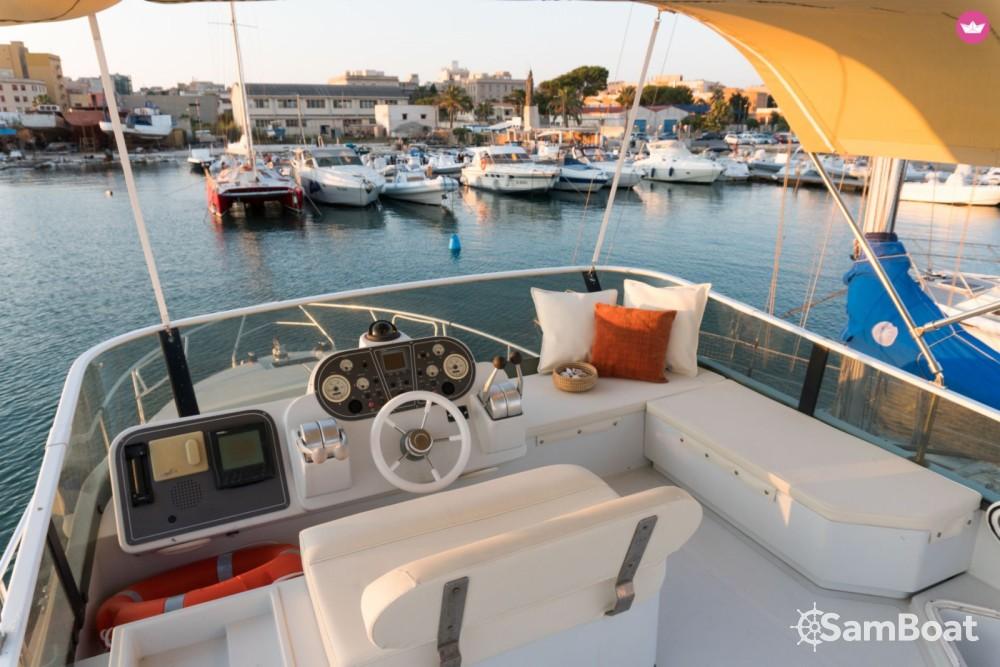 Huur Jacht met of zonder schipper Raffaelli in Trapani