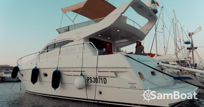Verhuur Jacht in Trapani - Raffaelli Levante
