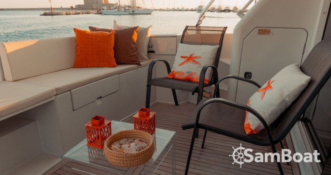 Hire Yacht with or without skipper Raffaelli Trapani