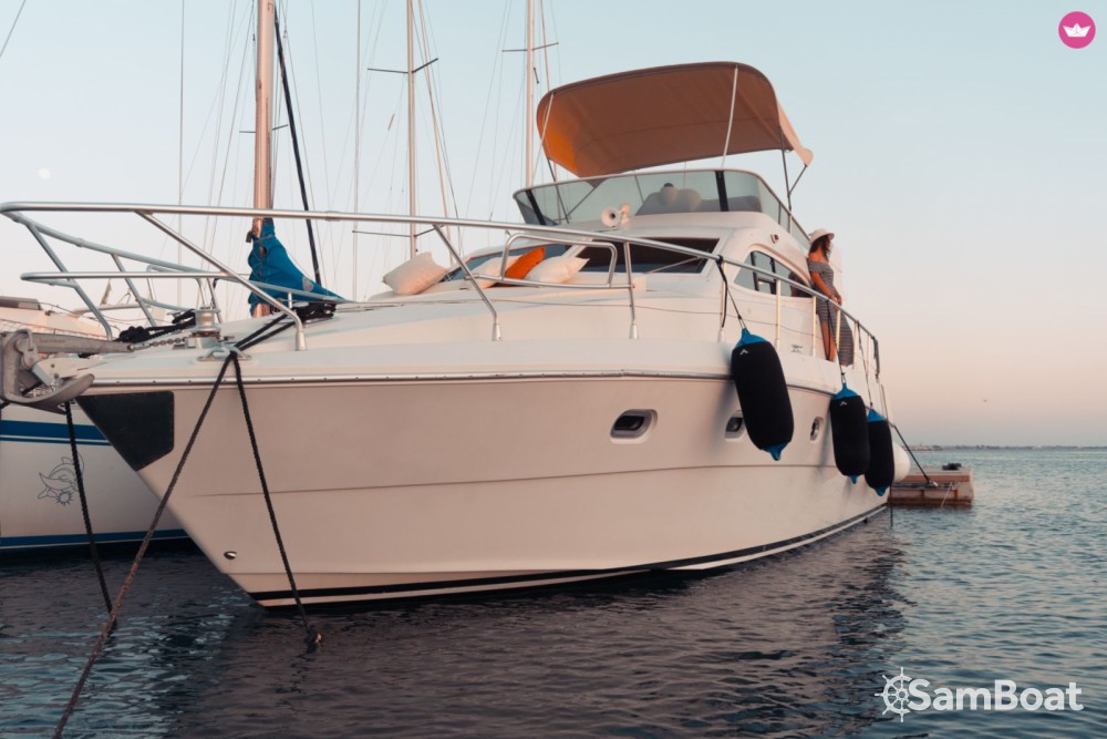 Yacht for rent Trapani at the best price