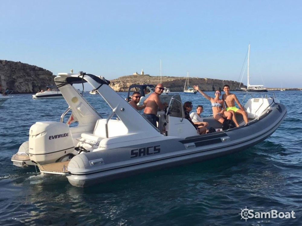 Rental yacht Sliema - Sacs Sacs S 680 on SamBoat