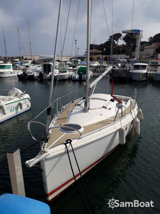 Rental Sailboat in Saint-Raphaël - Etap Etap 21 i