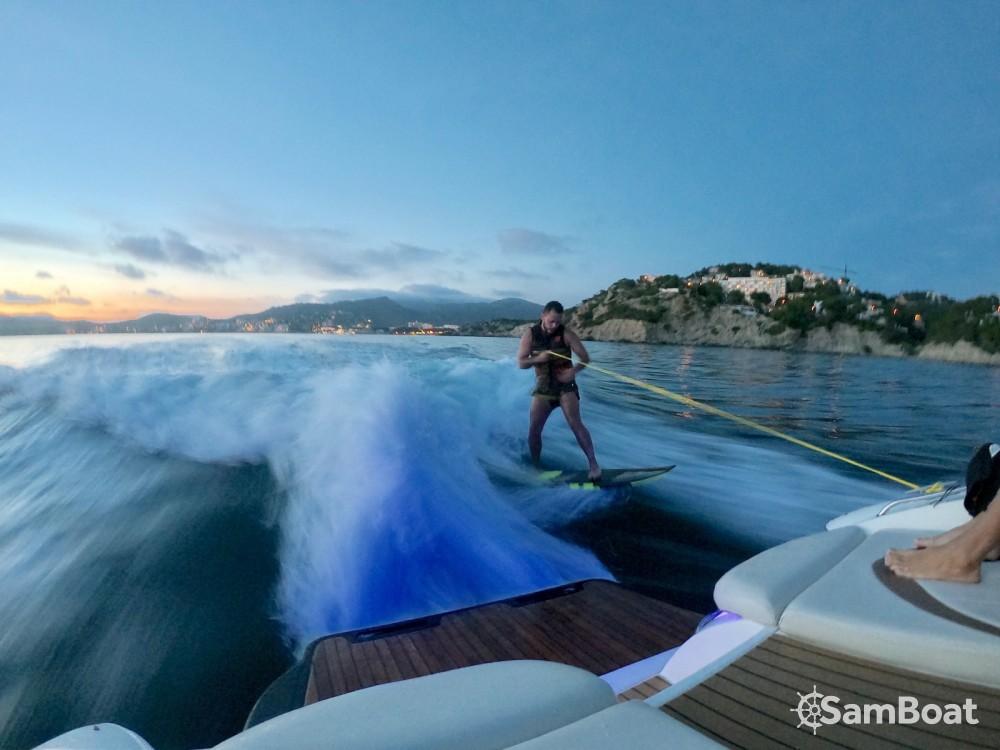 Motorboot te huur in Santa Ponsa voor de beste prijs