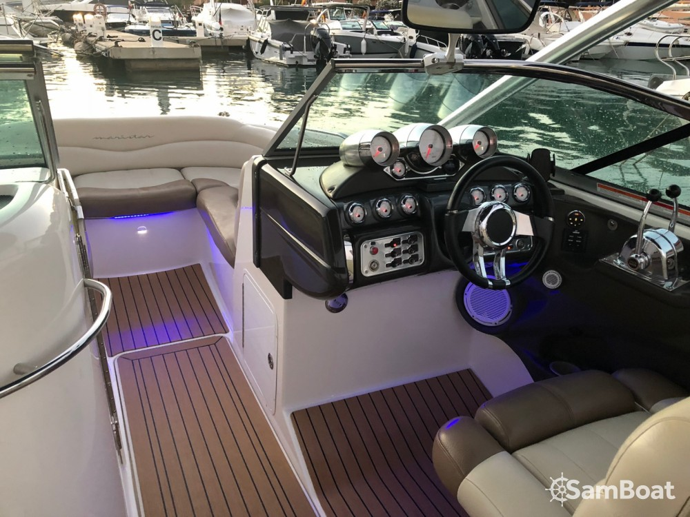 Bootverhuur Mastercraft Maristar 280 SS in Santa Ponsa via SamBoat