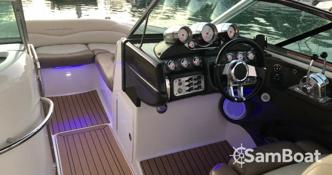 Rental Motor boat Mastercraft with a permit