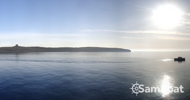 Location Bateau à moteur Traditional Maltese Luzzu Boat avec permis