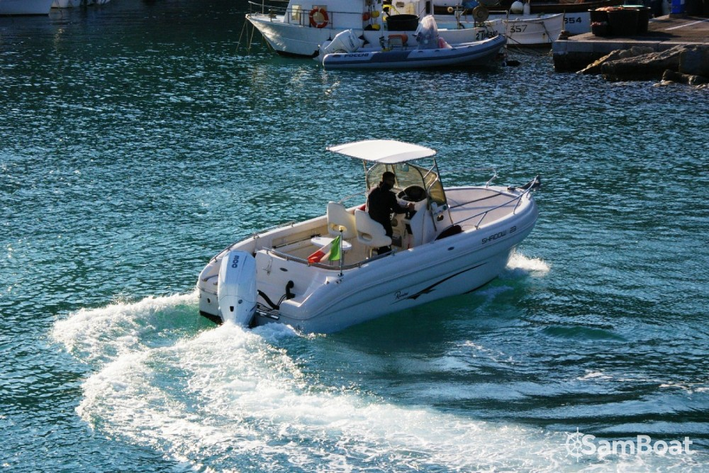 Motorboot mieten in Bordighera - Ranieri Shadow 23