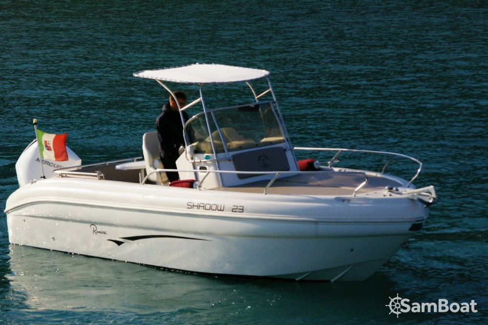 Yacht-Charter in Bordighera - Ranieri Shadow 23 auf SamBoat