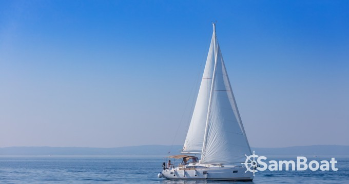 Location bateau Elan Impression 45 à Split sur Samboat