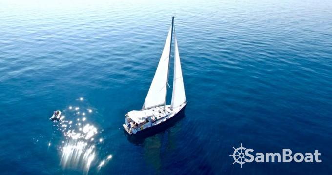 Bénéteau Oceanis 48 entre particuliers et professionnel à Split