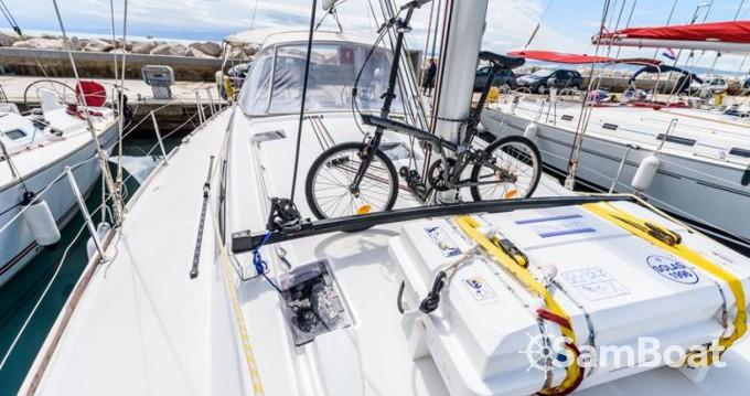 Location bateau Bénéteau Oceanis 48 à Split sur Samboat