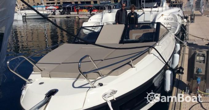 Location Bateau à moteur à Marseille - Quicksilver Activ 755 Cruiser