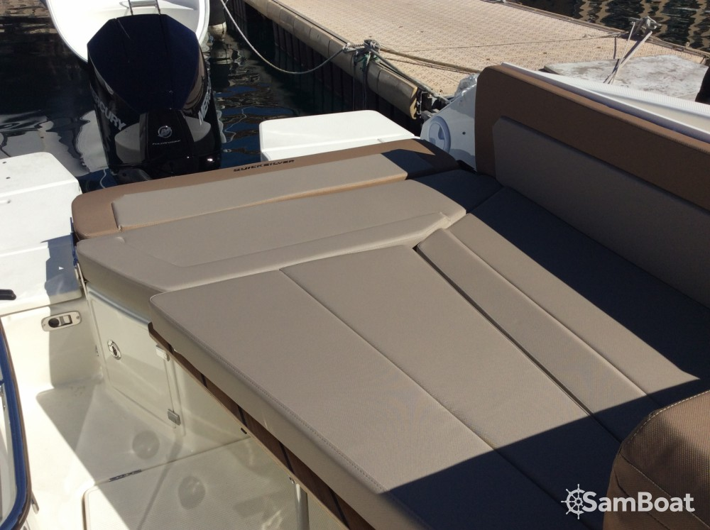 Location yacht à Marseille - Quicksilver Activ 755 Cruiser sur SamBoat
