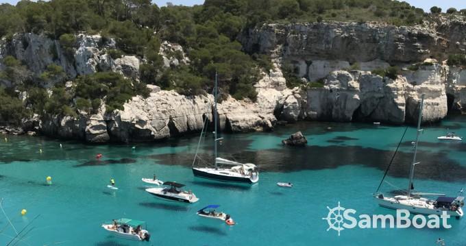 Location Voilier à Palma de Majorque - Bénéteau Oceanis 50