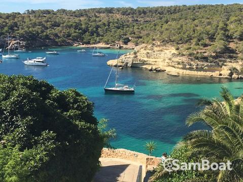 Location bateau Bénéteau Oceanis 50 à Palma de Majorque sur Samboat