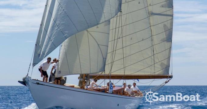 Location yacht à Barcelone - Wiliam-Fife COTRE BERMUDIEN sur SamBoat