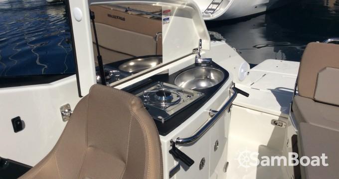Louez un Quicksilver Activ 755 Cruiser à Marseille