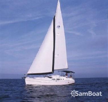 Location yacht à l'Ametlla de Mar - Hunter Hunter 44 sur SamBoat
