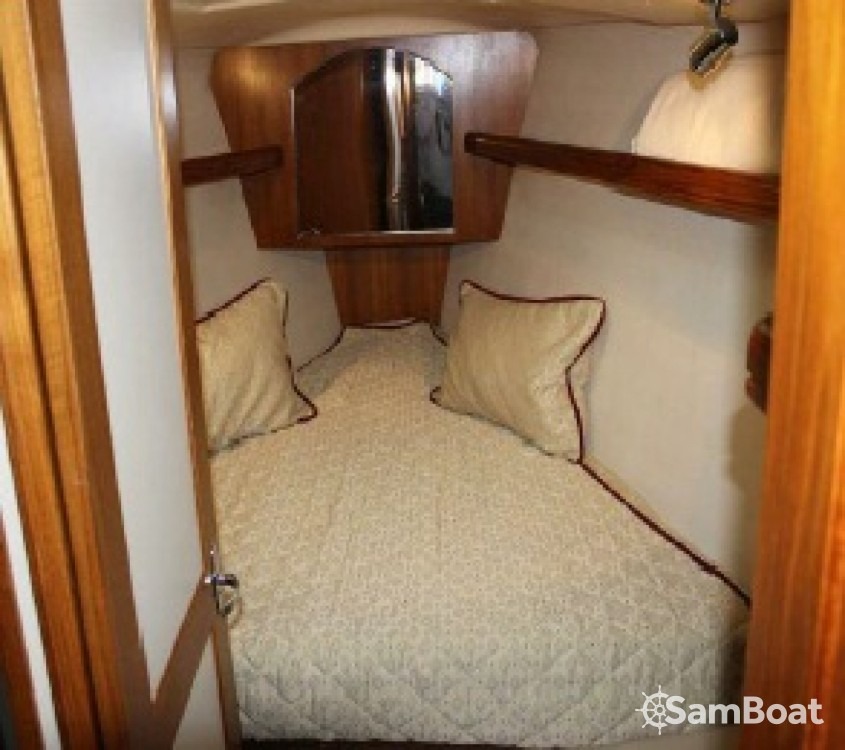 Rental Sailboat in l'Ametlla de Mar - Hunter Hunter 44
