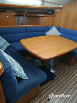 Location bateau l'Ametlla de Mar pas cher Hunter 44