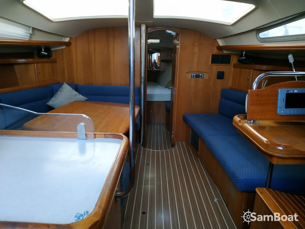Location yacht à l'Ametlla de Mar - Hunter Hunter 44 sur SamBoat