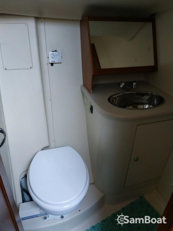 Sailboat for rent l'Ametlla de Mar at the best price