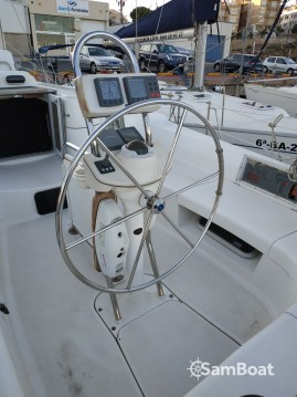 Hire Sailboat with or without skipper Hunter l'Ametlla de Mar
