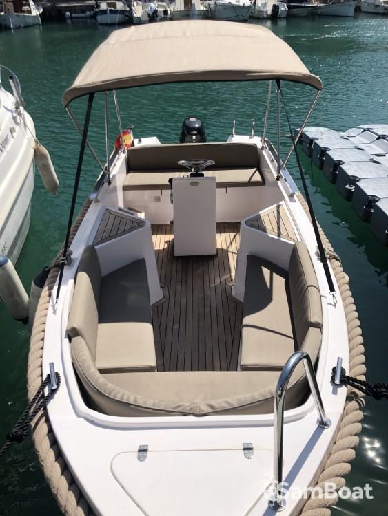 Jachthuur in Calvià - Sylver Yacht Sylver 495 via SamBoat