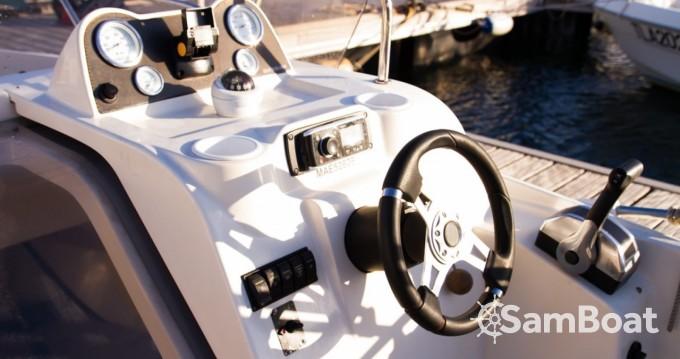 Location Bateau à moteur Quicksilver avec permis