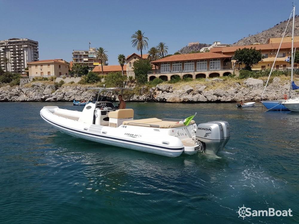 Boat rental Nautica Led nautica led 33 in Cefalù on Samboat