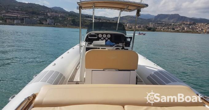 Schlauchboot mieten in Porto di Cefalù - Nautica Led nautica led 33