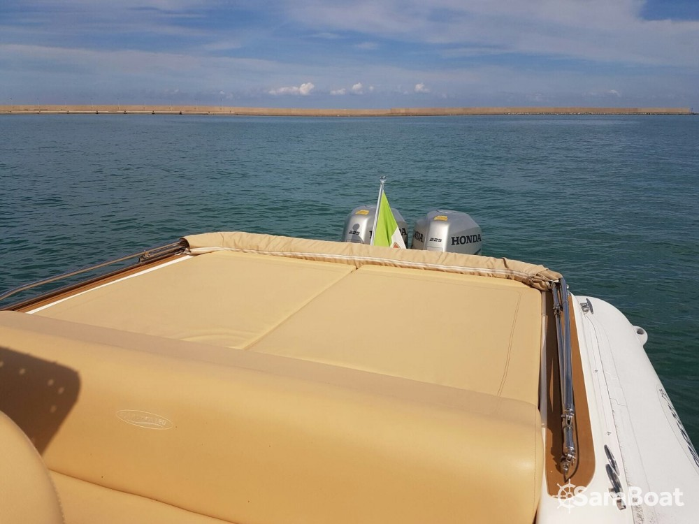Hire RIB with or without skipper Nautica Led Cefalù