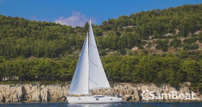Location bateau Elan Impression 50 à Split sur Samboat