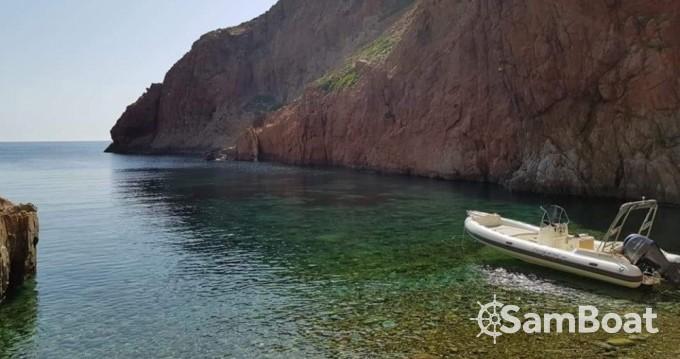 Location yacht à Algajola - Capelli Tempest 700 sur SamBoat