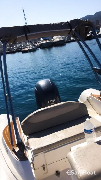 Capelli Tempest 650 entre particuliers et professionnel à Marseille